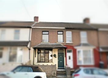 Thumbnail 3 bed terraced house for sale in Idwal Street, Neath, Neath, West Glamorgan
