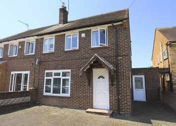 Thumbnail 3 bed semi-detached house for sale in St. Peters Road, Cowley, Uxbridge