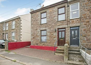 Thumbnail 3 bed end terrace house for sale in Condurrow Road, Beacon, Camborne, Cornwall