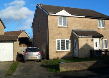 Thumbnail Semi-detached house to rent in Meadow Rise, Undy, Caldicot, Monmouthshire