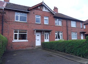 Thumbnail 3 bed terraced house for sale in Syke Avenue, Earlsheaton, Dewsbury, West Yorkshire
