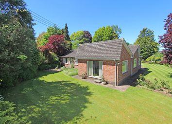 Thumbnail 4 bed detached bungalow for sale in Five Bridges, Cullompton