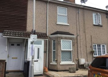 Thumbnail 3 bed terraced house to rent in High Street, Wouldham, Rochester