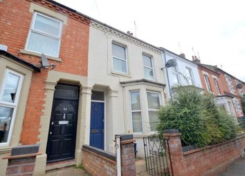 Thumbnail 3 bedroom terraced house to rent in Milton Street, Northampton
