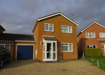 2 bed link-detached house for sale in Fantail Close, Spalding PE11