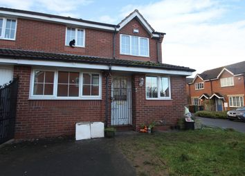Thumbnail 3 bed semi-detached house for sale in Eborne Croft, Balsall Common, Coventry