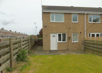 Thumbnail 1 bed terraced house to rent in Bamburgh Drive, Pegswood, Morpeth