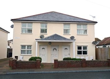 Thumbnail 2 bedroom flat to rent in Sea Street, Herne Bay, Kent