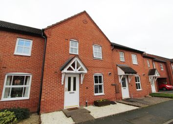3 bed terraced house for sale in 42 Windmill Meadow, Wem, Shropshire SY4