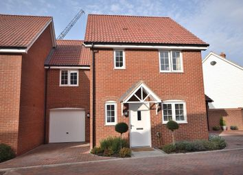 Thumbnail 3 bed property for sale in Andrews Close, Saffron Walden