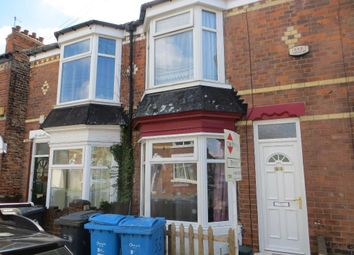 Thumbnail 2 bedroom terraced house to rent in Raglan Street, Hull