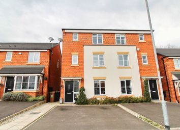 Thumbnail 4 bed semi-detached house for sale in Chesterfield Close, Eccles, Manchester
