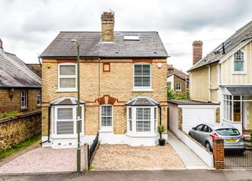 Thumbnail 3 bed semi-detached house for sale in Shrewsbury Road, Redhill, Surrey
