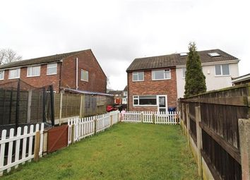 Thumbnail 3 bed property for sale in Arrowsmith Close, Preston