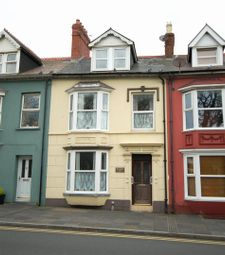 Thumbnail 4 bed terraced house for sale in Alexandra Road, Aberystwyth