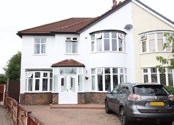 Thumbnail 4 bed semi-detached house for sale in Welbourne Road, Childwall, Liverpool