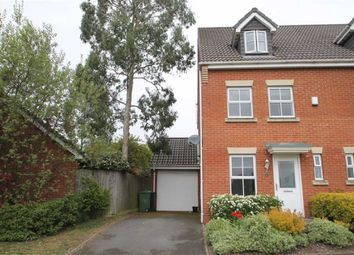 Thumbnail 3 bed town house for sale in Cavalier Drive, Halesowen