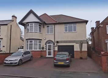 Stourbridge, Wollescote, Perrins Lane DY9. 5 bed detached house for sale