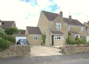 Thumbnail 2 bed semi-detached house to rent in Ampney Crucis, Cirencester