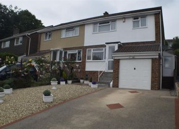 Thumbnail 3 bed semi-detached house for sale in Southlands Drive, Timsbury, Bath