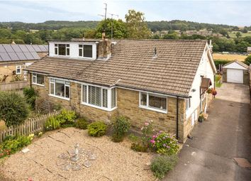 Thumbnail 4 bed semi-detached house for sale in Church Avenue, Dacre Banks, Harrogate, North Yorkshire