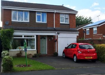 Thumbnail 4 bed detached house for sale in Mercia Drive, Perton, Wolverhampton