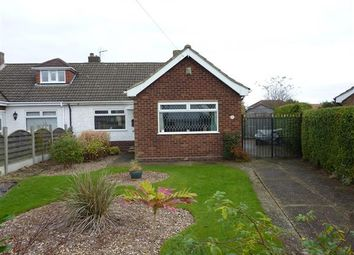 Thumbnail 2 bed semi-detached bungalow for sale in Grasmere Grove, Humberston, Grimsby