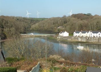 Thumbnail 3 bedroom semi-detached house for sale in Milton Crescent, Milford Haven, Pembrokeshire