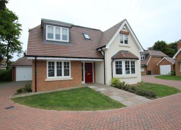 Thumbnail 5 bedroom detached house to rent in Westfield Parade, Byfleet Road, New Haw, Addlestone