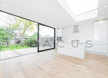 Thumbnail 4 bed flat to rent in Holland Road, Kensal Rise