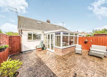 Thumbnail 1 bed semi-detached bungalow for sale in Welldale Crescent, Stockton-On-Tees