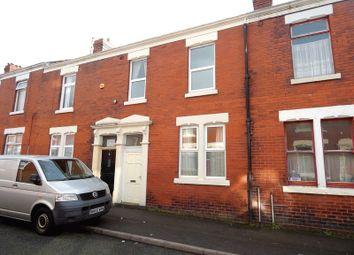 Thumbnail 4 bed terraced house for sale in Waterloo Terrace, Ashton, Preston