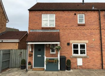 Thumbnail 3 bedroom end terrace house for sale in Brailsford Crescent, York