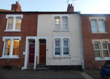 Thumbnail 3 bed terraced house for sale in Norfolk Street, Semilong, Northampton, Northamptonshire