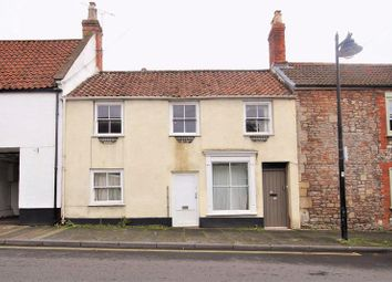 Thumbnail 3 bed cottage for sale in St. Thomas Street, Wells
