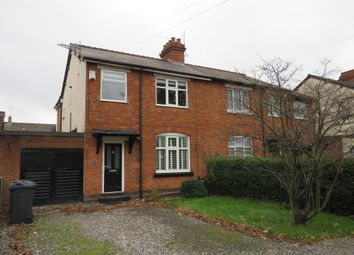 Thumbnail 3 bed semi-detached house for sale in Monyhull Hall Road, Kings Norton, Birmingham