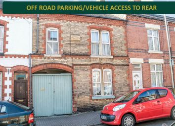 Thumbnail 4 bedroom terraced house for sale in Lorne Road, Clarendon Park, Leicester