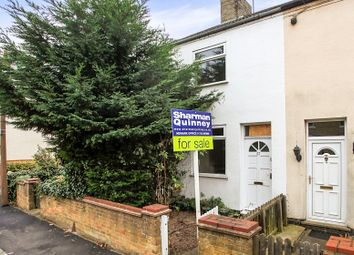 Thumbnail 3 bedroom terraced house for sale in Monument Street, Peterborough