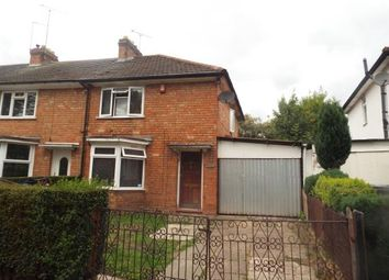 Thumbnail 3 bed end terrace house for sale in Fox Green Crescent, Acocks Green, Birmingham