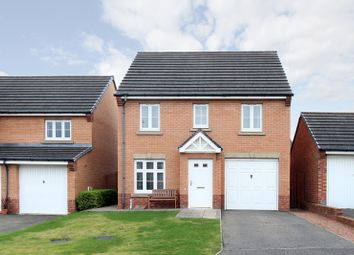 Thumbnail 3 bed detached house for sale in Fieldfare View, Dunfermline, Fife
