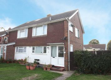 Thumbnail 3 bed semi-detached house for sale in Amberley Close, Littlehampton
