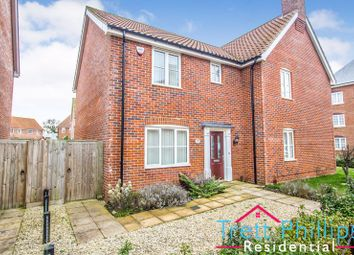 3 bed semi-detached house for sale in Jeckells Road, Stalham, Norwich NR12