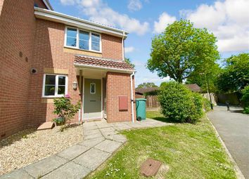 Thumbnail 2 bed end terrace house for sale in Brickfield Close, Carisbrooke, Newport, Isle Of Wight