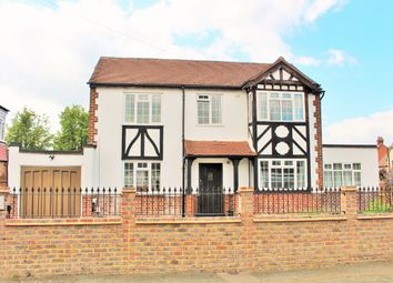 Thumbnail 3 bed detached house for sale in Killester Gardens, Worcester Park