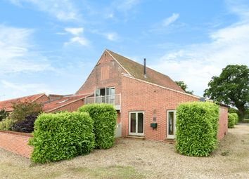 Thumbnail 2 bed barn conversion for sale in Dereham Road, Briningham, Melton Constable