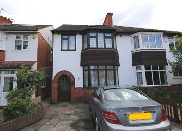 4 bed semi-detached house to rent in Howard Road, New Malden KT3