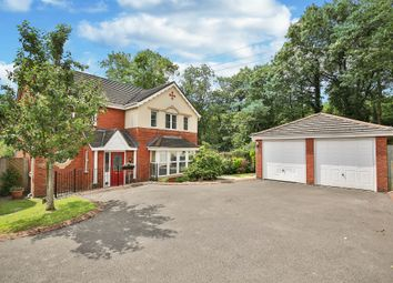 4 bed detached house for sale in Llewelyn Goch, St. Fagans, Cardiff CF5