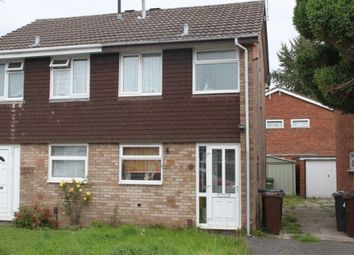 Thumbnail 2 bed semi-detached house to rent in Reansway Square, Whitmore Reans, Wolverhampton