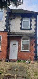 Thumbnail 2 bedroom terraced house for sale in Hughes Street, Burslem, Stoke-On-Trent