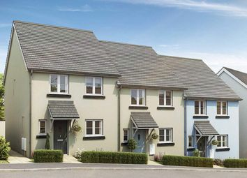 "Thumbnail 3 bed terraced house for sale in ""The Eveleigh A"" at Exeter Road, Newton Abbot"